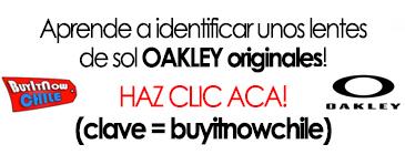 Folleto online identificar Oakley Originales